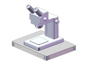TAS-Series-IVIC--Air spring Vibration Isolation System. Thickness 50mm. TAS3545