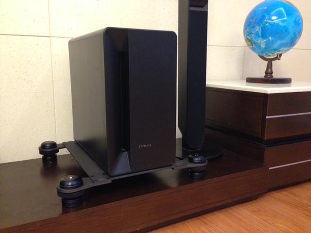 CTM3045- spring vibration isolation platform for audio system, anti vibration platform, 卓上型除振台