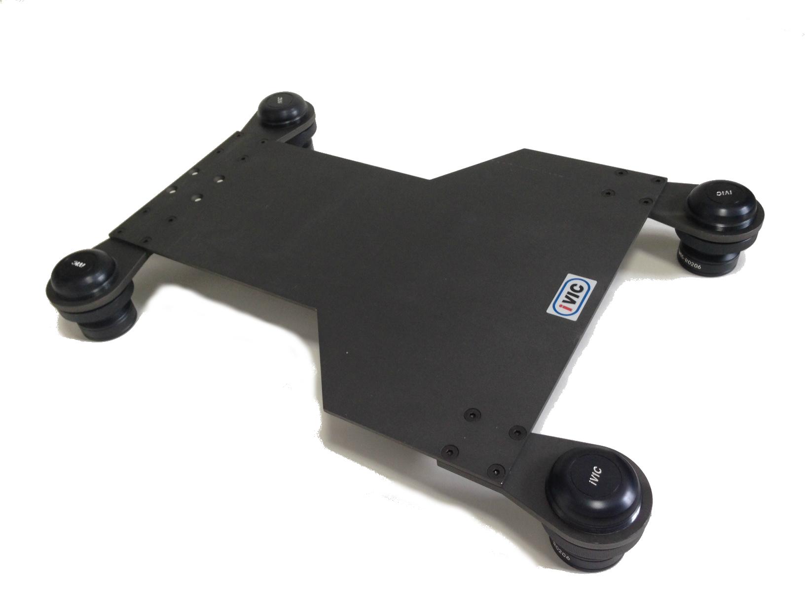 CTM series, anti vibration platform, with TM series, SPRING VIBRATION ISOLATION PLATFORM