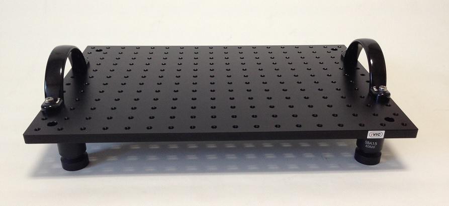 SBA series & ABP series--ABP4530 , SBA15-- Aluminium breadboard-알루미늄 브레드보드--빵판