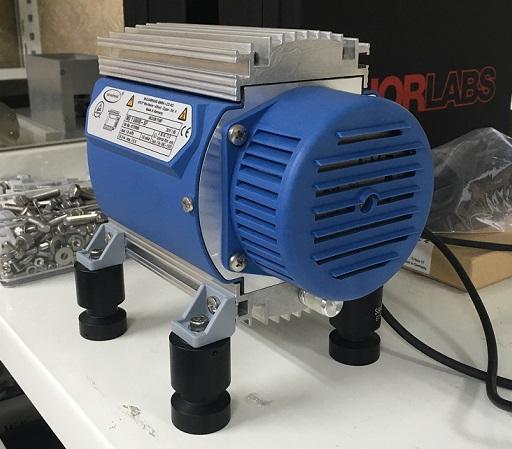 Vaccum Pump with SBA mounts
